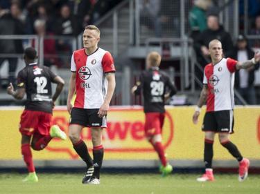 El Feyenoord deberá ganar la Eredivisie en la última jornada (Foto: Imago)