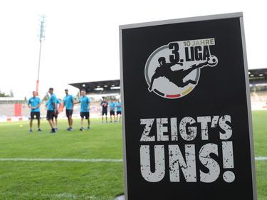 Die Aufstiegsspiele zur 3. Liga finden Ende Mai statt
