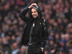 Pep Guardiola beklagt den dichtgedrängten Terminplan um den Jahreswechsel