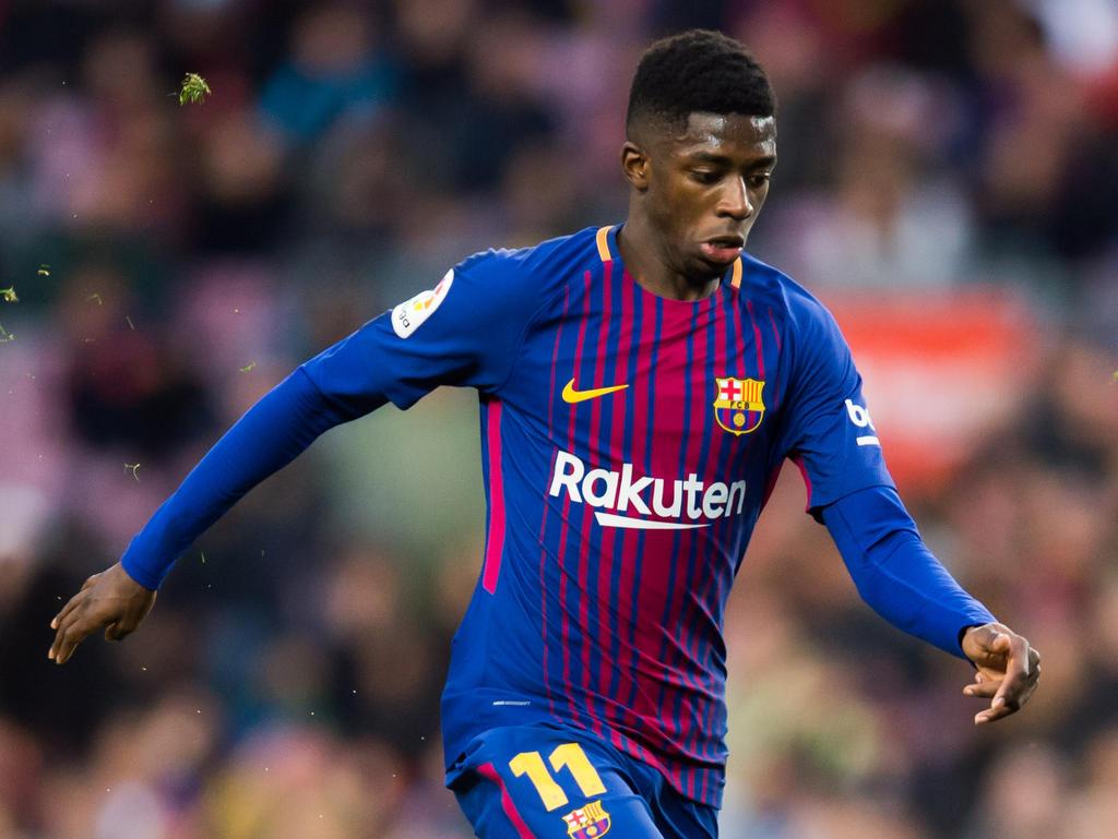Ousmane Dembélé steht vor seinem zweiten Comeback beim FC Barcelona