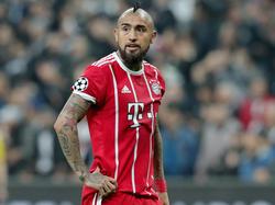 Arturo Vidal steht in Kürze vor der Rückkehr bei den Bayern