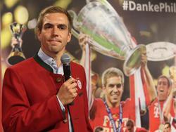 Philipp Lahm kann sich eine Rückkehr zum FC Bayern vorstellen
