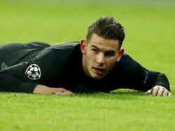 Lucas Hernández wird Atlético in Leverkusen fehlen