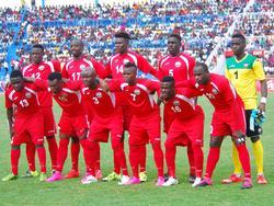 Kenya National Football Team