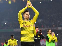 Julian Weigl spricht über die Chancen des BVB in der Europa League