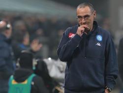 Maurizio Sarri steht wegen sexistischer Äußerungen in der Kritik