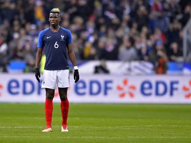 Auch der Franzose Paul Pogba konnte nicht überzeugen