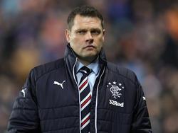 Graeme Murty ist nicht mehr länger bei den Rangers im Amt