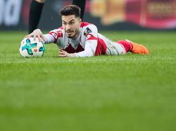 U21-Nationalspieler Suat Serdar wechselt zur kommenden Saison zum FCSchalke 04