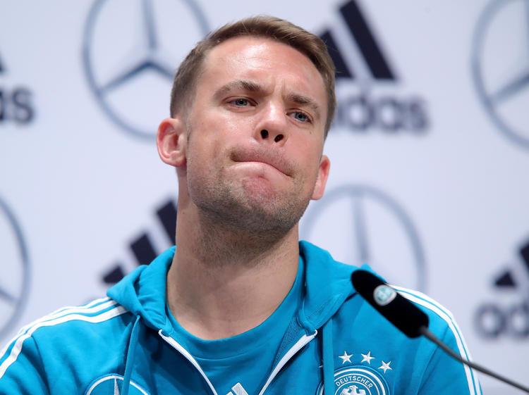 Manuel Neuer schließt ein anstehendes Karriereende nicht aus