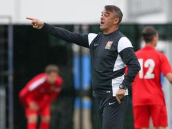 Admira-Coach Damir Burić hatte Jakoliš seit Ende Juni auf dem Prüfstand