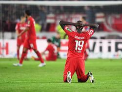 Nach dem fragwürdigen Videoentscheid kassiert der 1.FC Köln in der 95. Minute die 7. Saison-Niederlage