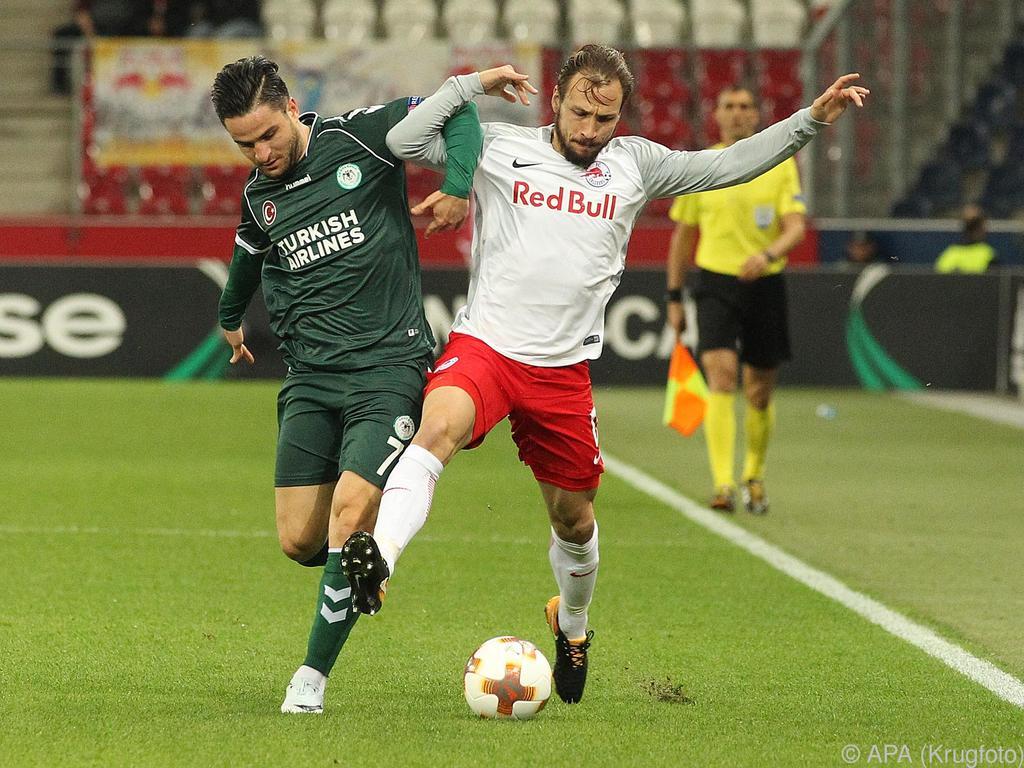 Salzburg hat im Europacup für viele Punkte gesorgt