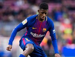 Ousmane Dembélé zeigte nach Einwechslung eine ansprechende Leistung