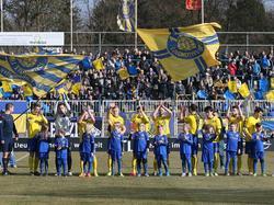 Zuschauermagnet in der Oberliga NOFV-Süd: Lok Leipzig