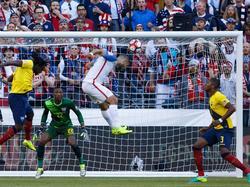 Clint Dempsey traf gegen Ecuador