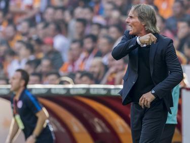 Galatasaray-Trainer Jan Olde Riekerink setzt auf die Jugend