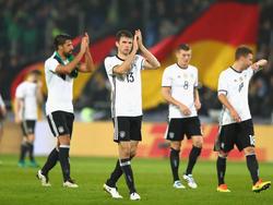Khedira, Müller und Co. wurden gegen Nordirland kaum gefordert