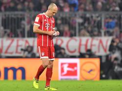 Führungsspieler in München: Arjen Robben