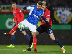Holstein Kiel setzte sich verdient gegen den 1. FC Heidenheim durch