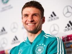 Thomas Müller will bei der WM wieder für Furore sorgen