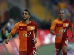 Younès Belhanda will mit Galatasaray den Titel gewinnen (Quelle: Twitter @ynsbelhanda)
