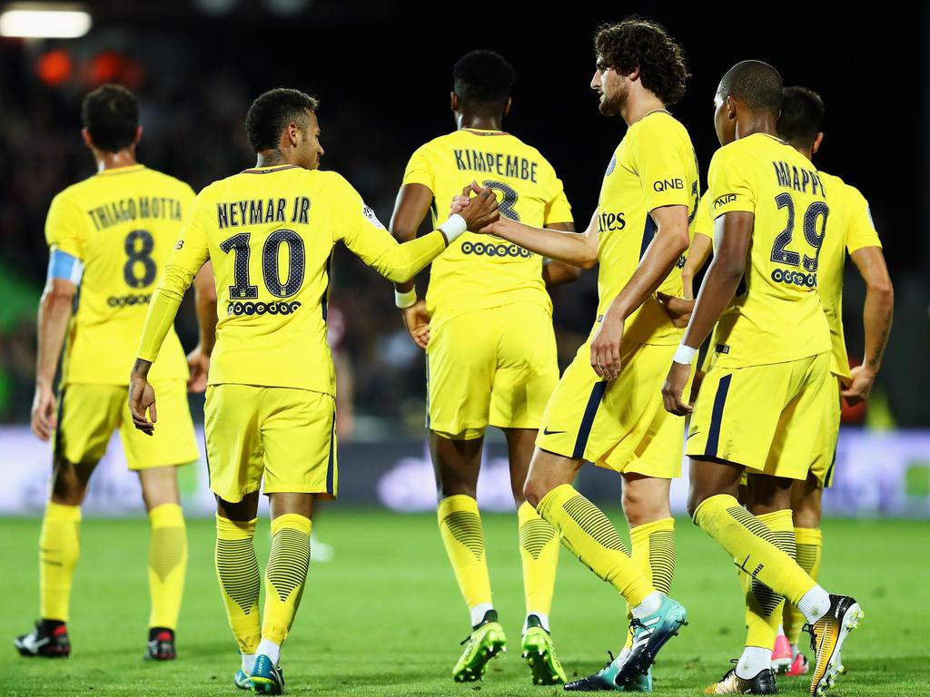 Paris Saint-Germain gegen Nizza auf 13:00 Uhr terminiert