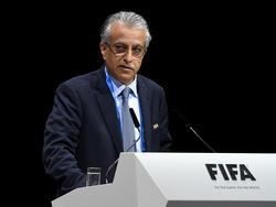 Salman bin Ebrahim Al Khalifa freut sich über eine neue App gegen Spielmanipulation