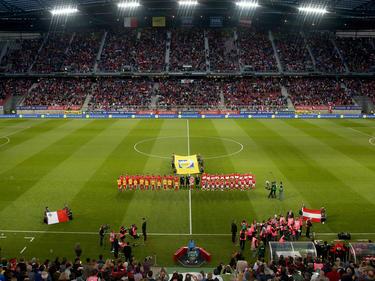 Österreich empfängt Slowenien und Deutschland im Wörthersee-Stadion