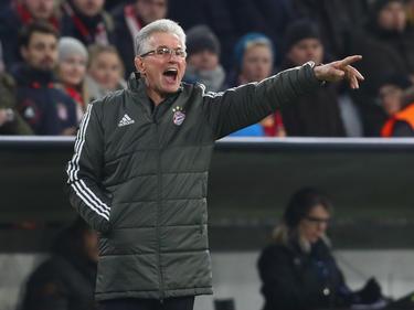 Jupp Heynckes kann mit dem FC Bayern München das Triple gewinnen