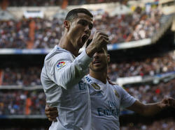 Cristiano Ronaldo gehört zu den absoluten Top-Verdienern im Weltfußball