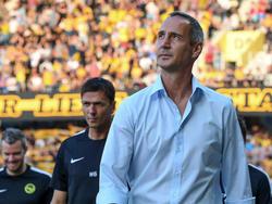 Adi Hütter arbeitet erfolgreich bei den Young Boys in Bern