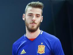 David de Gea es el portero titular de España. (Foto: ProShots)