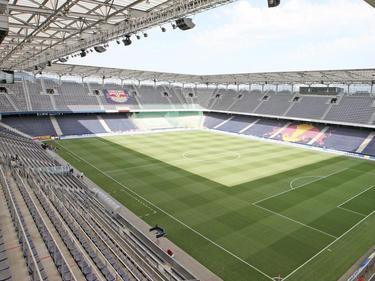 Der Oberrang der Red Bull Arena soll abgedeckt werden