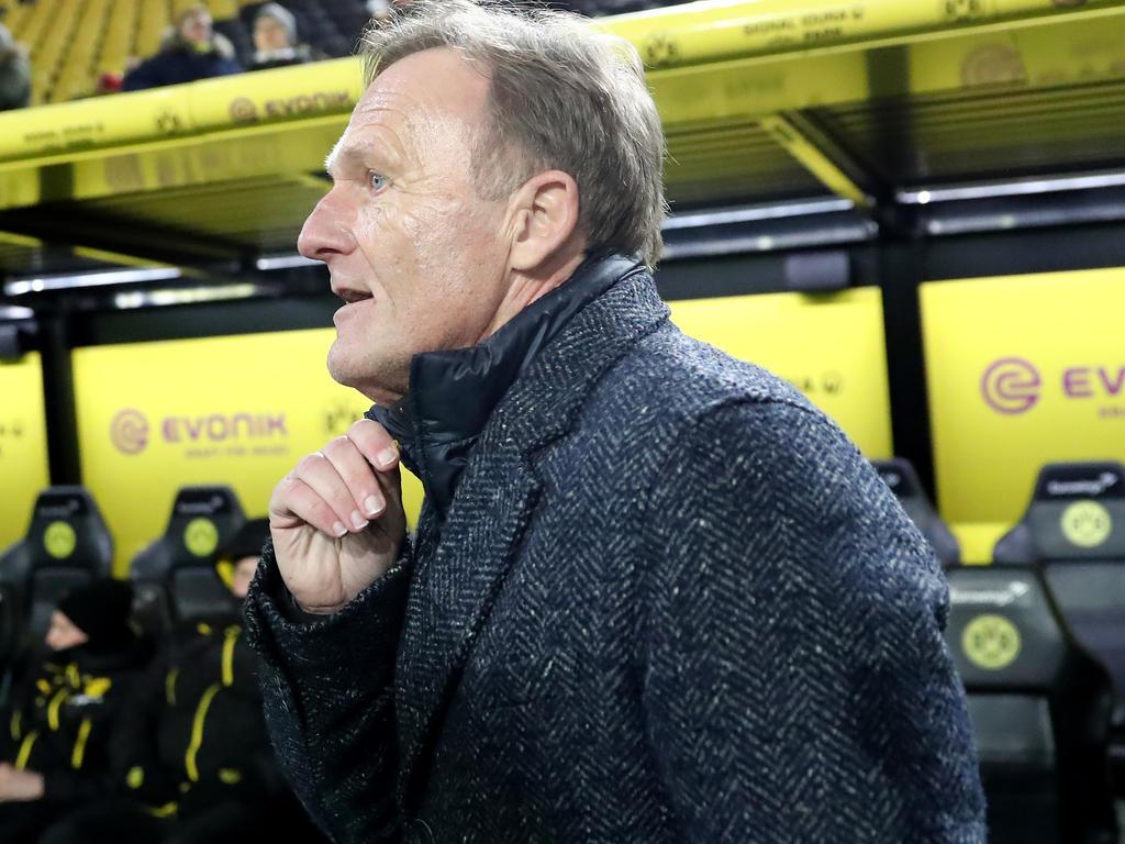 BVB-Boss Hans-Joachim Watzke glaubt nicht an eine europäische Superliga