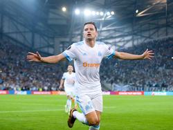 Florian Thauvin erzielte das 1:0