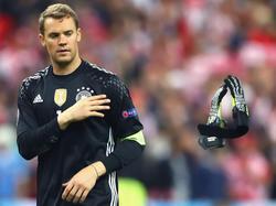 Die Zeit läuft gegen Manuel Neuer