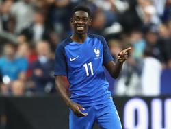 Ousmane Dembélé wird voraussichtlich nicht für Frankreich nominiert