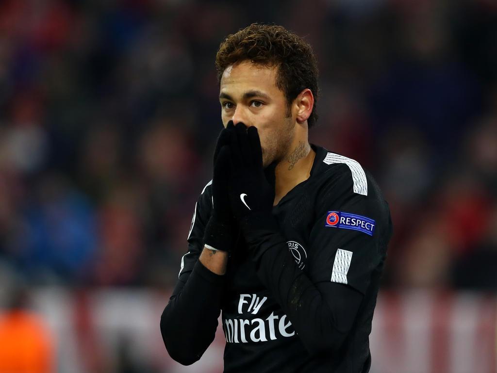 Neymar soll das Transferziel Nummer eins von Real Madrid sein
