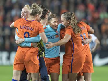 Die niederländischen Fußballerinnen haben sich geeinigt