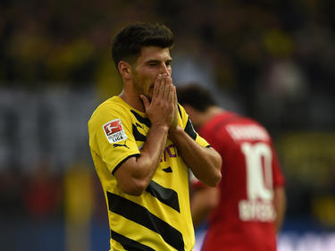 Milos Jojic spielte zwischen 2013 und 2015 für Borussia Dortmund