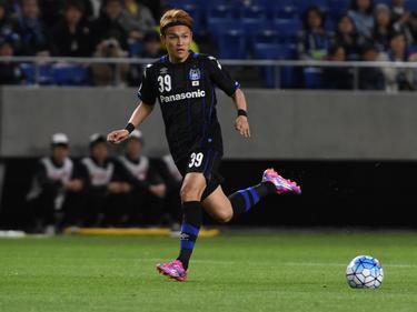 Takashi Usami könnte bald in Augsburg aufschlagen