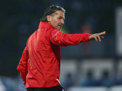 Gerald Baumgartner hat nur eine von 22 Cuppartien als Trainer verloren