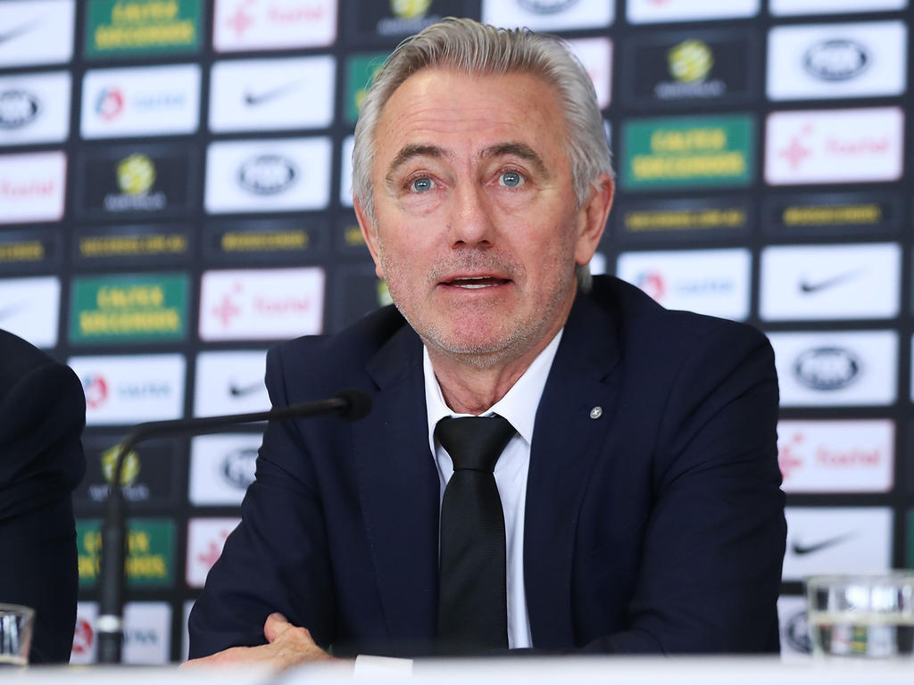 Bert van Marwijk trainiert jetzt die australische Fußball-Nationalmannschaft