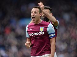 John Terry steht mit Aston Villa vor dem Comeback in der Premier League
