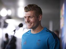 Toni Kroos will seinen viertel Champions-League-Titel einfahren