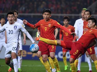 China es ahora quinta con cinco puntos en su grupo. (Foto: Imago)
