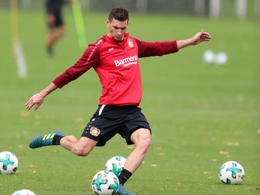 Lucas Alario wechselte für 19 Millionen Euro nach Leverkusen