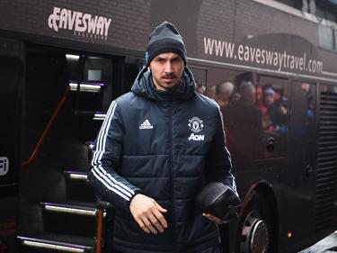 Zlatan Ibrahimovic war nach seinem Comeback bisher nur selten im Trikot zu sehen
