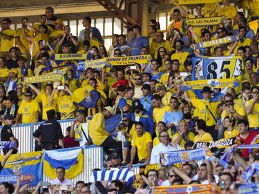 Die Fans von UD Las Palmas haben Grund zu jubeln